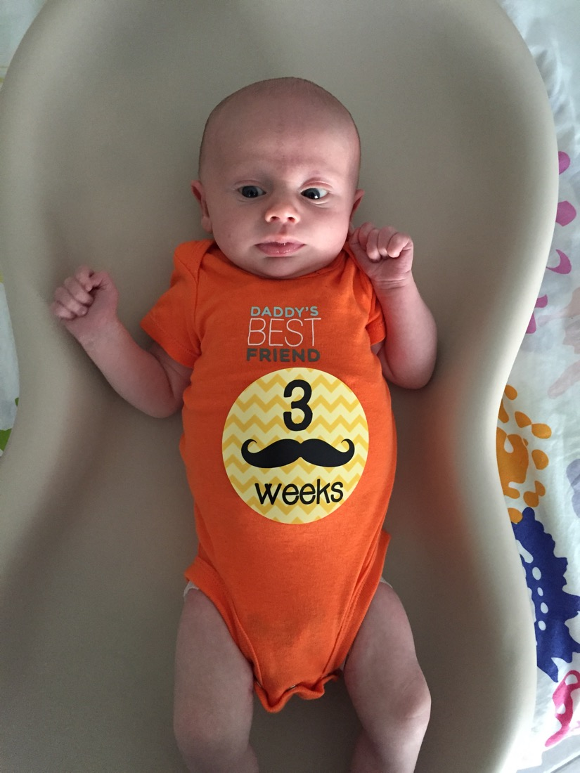 Jack's 3-week picture