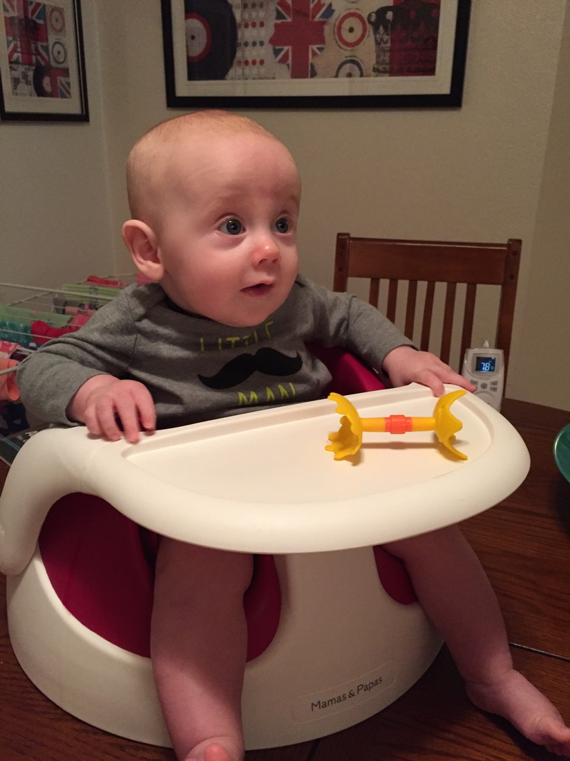 Mastering sitting