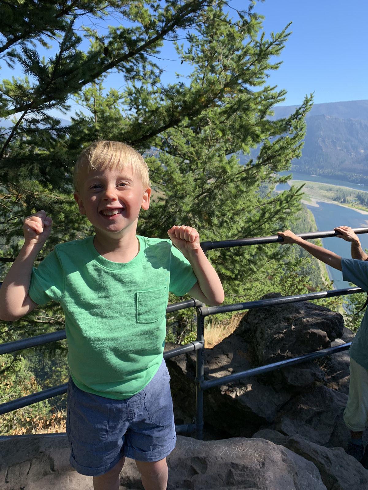 Jack: my hiking buddy